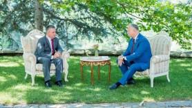 """Dacă Krasnoselski este """"președinte"""", cine este Igor Dodon?"""